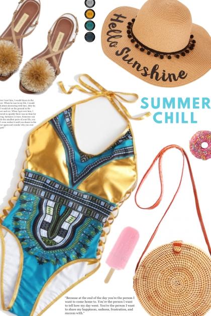 Summer chill!