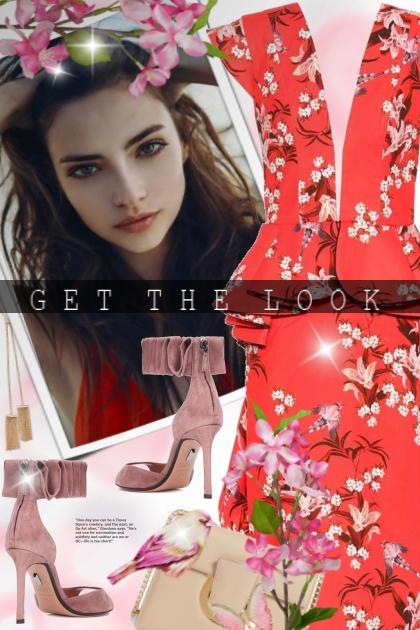 Lovely Florals- Fashion set