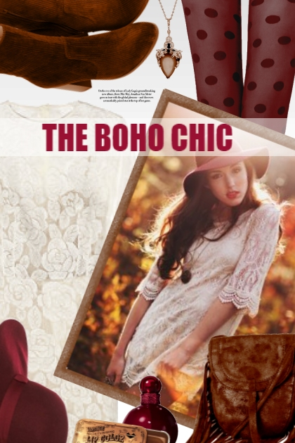 The Boho Chic