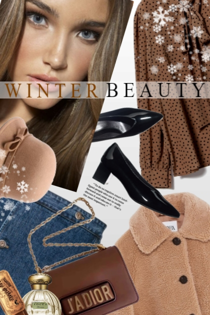 WINTER BEAUTY.- Fashion set