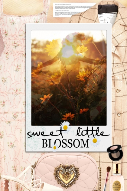 sweet little BLOSSOM