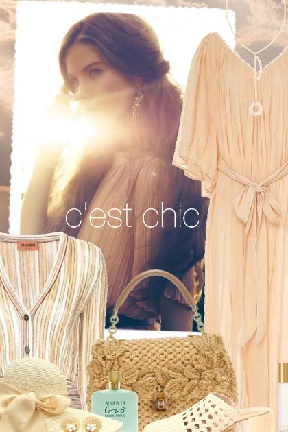 c'est chic- Fashion set