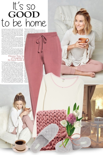 It's so good to be home- Fashion set