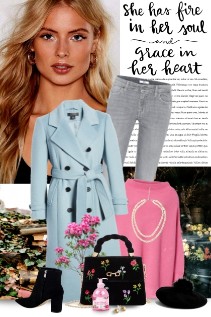 #1087- Fashion set