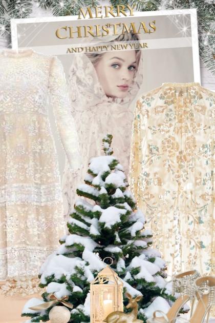MERRY CHRISTMAS AND A HAPPY NEW YEAR- Combinaciónde moda