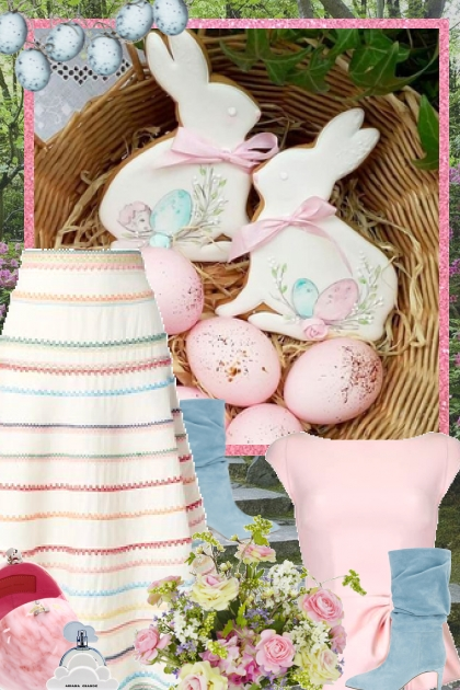 Happy Easter dear trendMe friends!! ❤