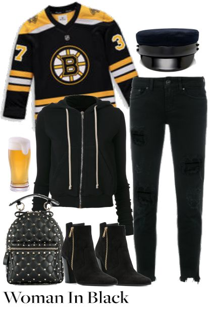 05. 2018 NHL Playoffs; Boston Bruins