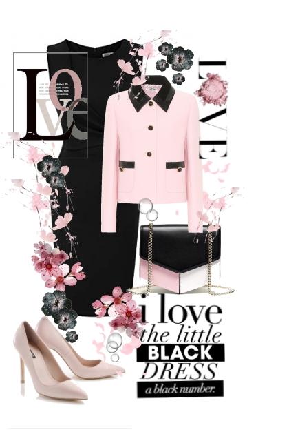 I love the little black dress