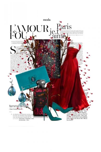 L'amour fou- Fashion set
