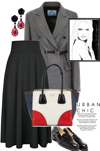 Urban- Fashion set