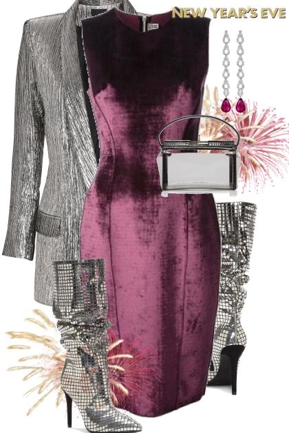 New year- Modekombination