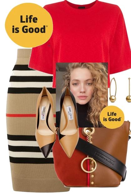 Good life- Modekombination