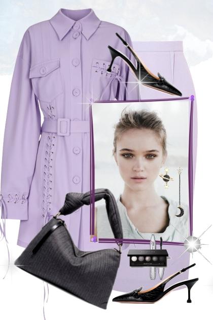 Lila- Fashion set