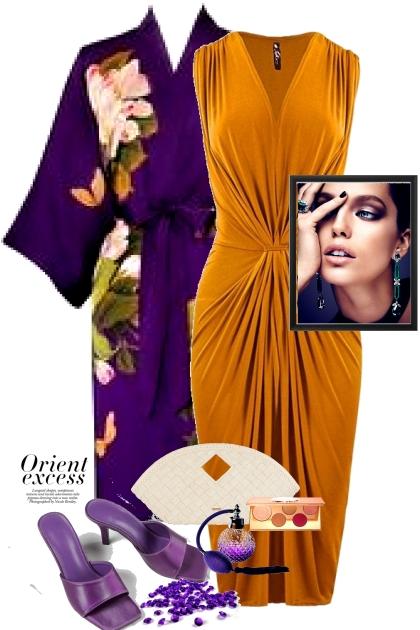 Orient excess- Fashion set