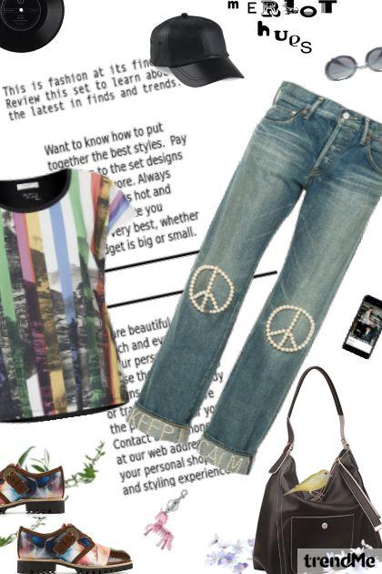Keep Calm- Combinaciónde moda