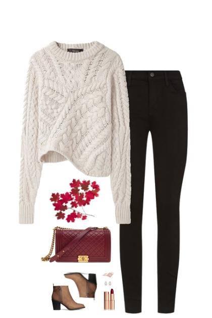 Autumn Knit.