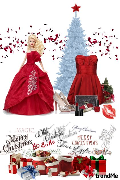 New Year by Barbie
