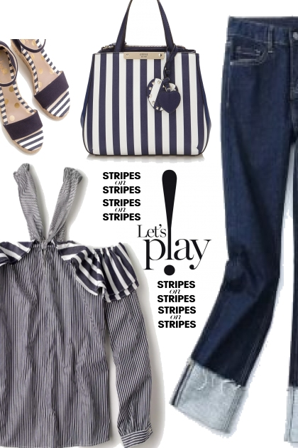 IIIIII  all types of stripes IIIIIII