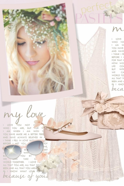 Pink Valentino- Modekombination
