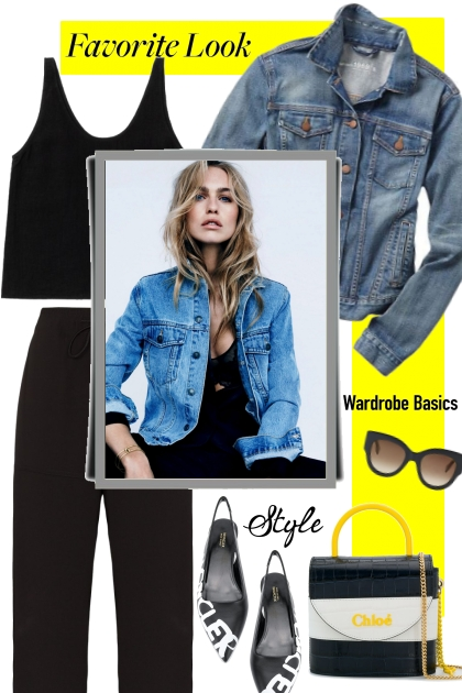 Jean Jacket Style