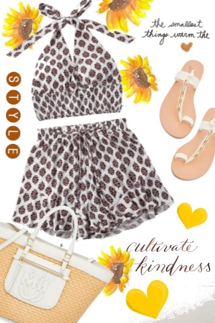 Hearts & Sunflowers