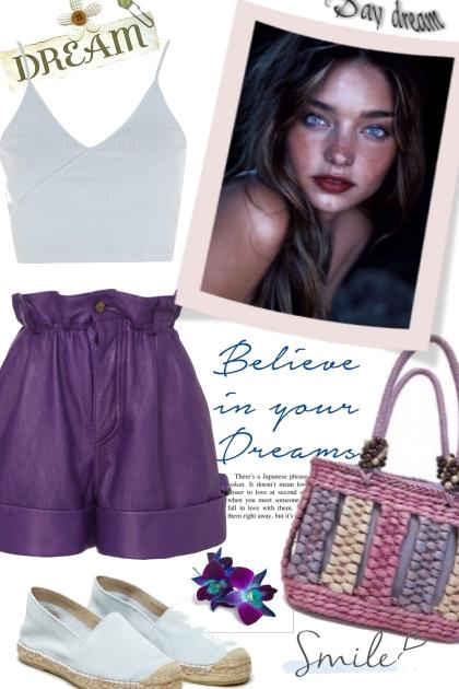 The Purple Shorts