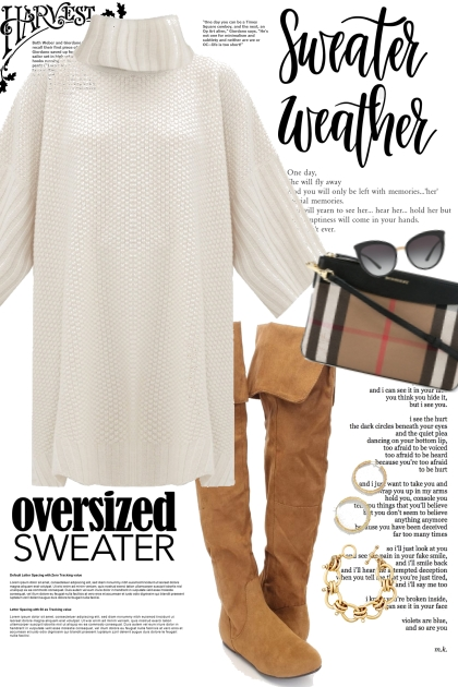 Comfy Sweater Dress