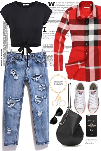 Let's Go Shopping- Fashion set
