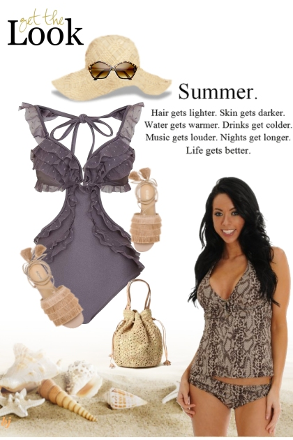 Get the Look--Summer