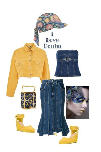 I Love Denim II