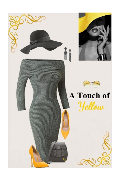 A Touch of Yellow