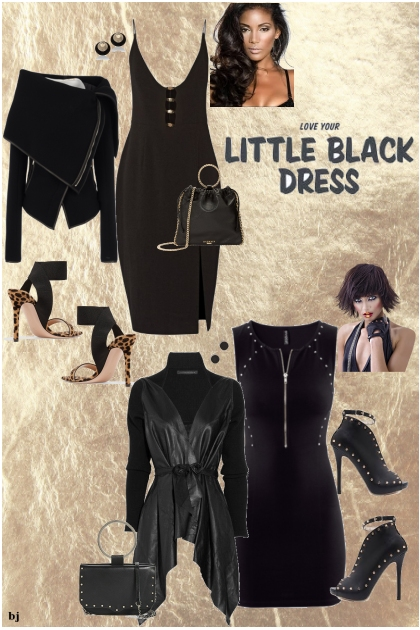 Love Your Little Black Dress