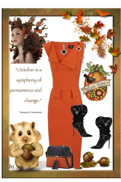 October is.................