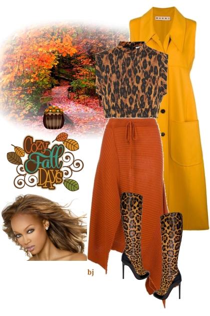 Cozy Fall Days
