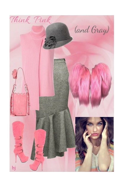 Think Pink (and Gray)