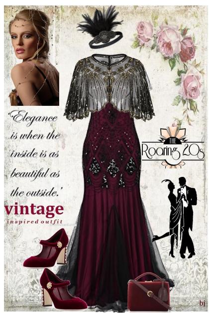 Vintage Inspired Elegance