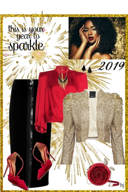 Your Year to Sparkle--2019