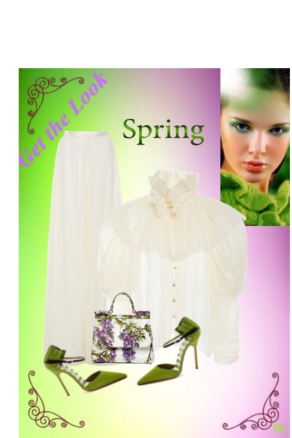 Get the Look/Spring
