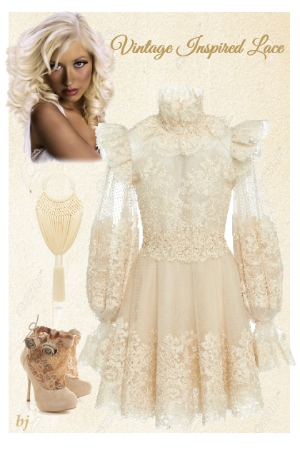 Vintage Inspired Lace