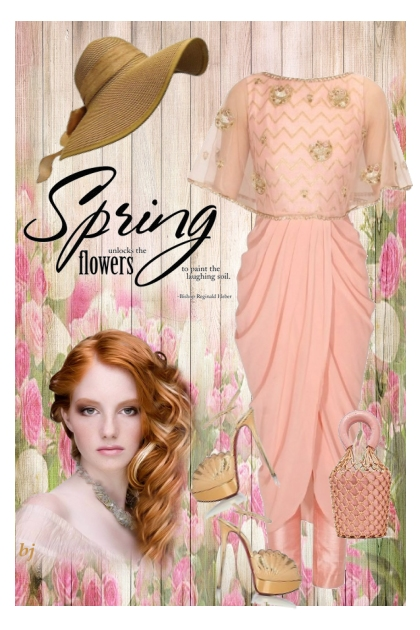 Spring Unlocks the Flowers..............