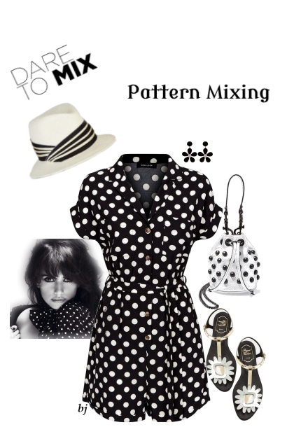 Pattern Mixing--Dare to Mix