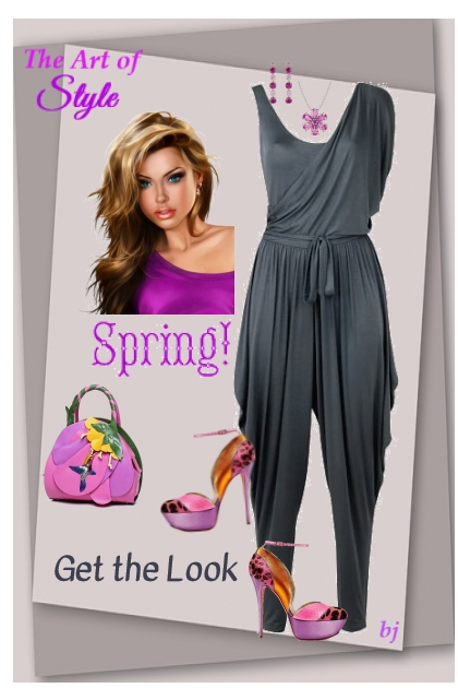 The Art of Style--Get the Look