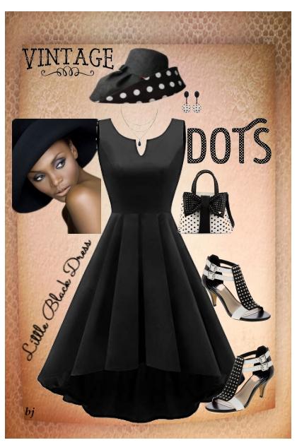 Vintage/Little Black Dress
