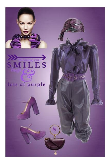 Lots of Purple