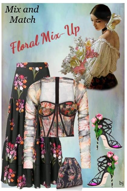 Floral Mix-Up