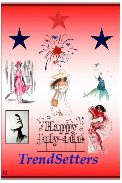 Happy July Fourth!