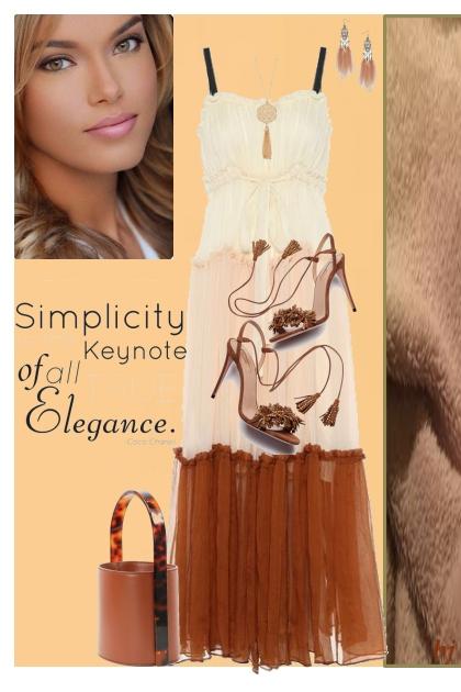 Simplicity...................