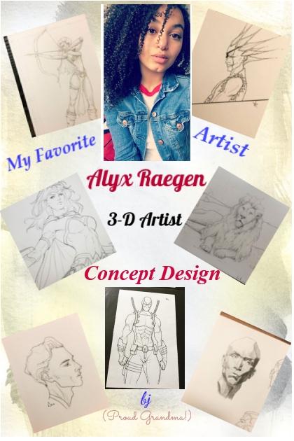 Alyx--My Favorite Artist