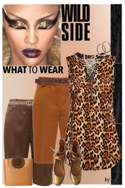 Wild Side--What to Wear
