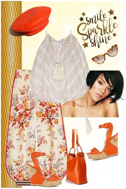Smile, Sparkle, Shine II- Fashion set